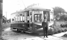 Historical Overview Trolley History Jamestown NY Trolley History 93